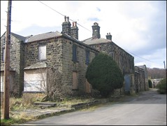 Secret Abandoned Village (Urban Outlaw) Tags: uk abandoned village secret yorkshire leeds derelict lhes