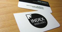 Index Studio (theronin) Tags: inspiration design businesscards cardsbusinesscards