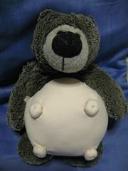 nipple bear XD