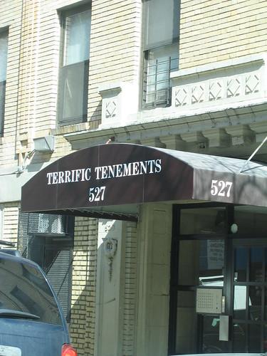 Terrific Tenements