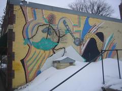 Art Scraps Mural