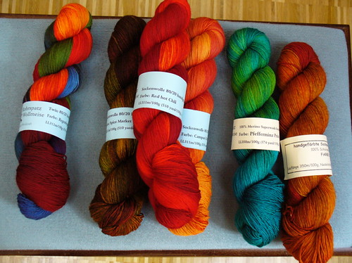 wollmeise sock yarn
