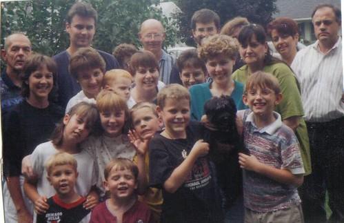 Family Picnic 1997