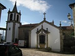 Iglesia de Santa Maria dos Anjos (FreeCat) Tags: santa portugal arquitectura arte maria iglesia dos igreja castelo mio matriz anjos viana romnica minho valena valenca