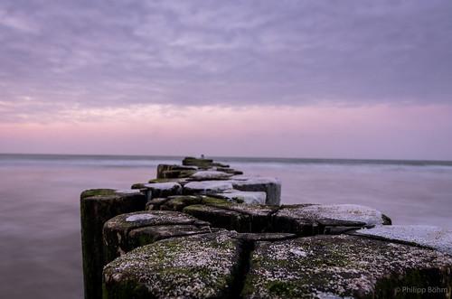 Baltic Sea in February