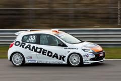 Renault Clio Cup @ Zandvoort - Rene Steenmetz (Jan v B) Tags: race racing zandvoort cpz paasraces circuitparkzandvoort racefotonl
