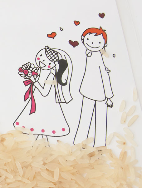 Pormenor Convite Casamento