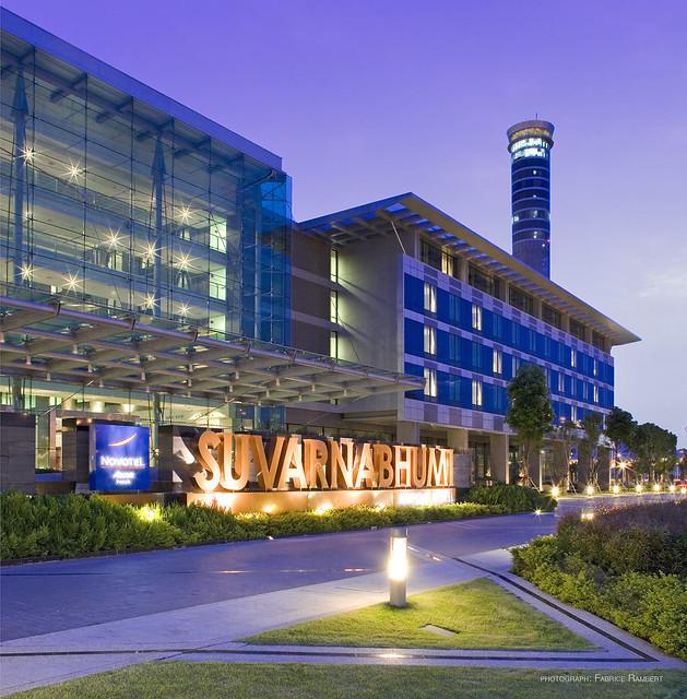 ノボテル スワンナプーム エアポート ホテル