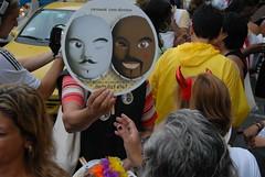 Carnaval com Direitos (Rio sem Homofobia) Tags: lgbt carnaval travestis gays lsbicas homofobia bissexuais transexuais
