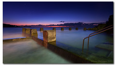 Men are from Mars, Women are from Venus (danishpm) Tags: ocean seascape beach pool sunrise canon venus mercury sydney australia nsw jupiter aussie aus manfrotto coogeebeach eos450d 450d sorenmartensen hitechgradfilters 09ndreversegrad