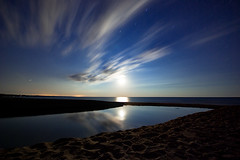 IMGP-0992 (Bob West) Tags: longexposure nightphotography moon ontario night clouds lakeerie greatlakes nightshots startrails sigma1020mm southwestontario bobwest k10d