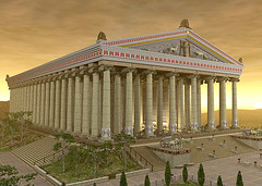 The Temple of Artemis, greek goddess of hunting and nature. (Wonders _) Tags: ancienthistory ancientcivilization archeology greekmythology ancientgreece greekgods templeofartemis ancientworld sevenwondersoftheworld ephesusturkey godstemple pentelicmarble classicalantiquity templeofdiana greekculture ancientgreeks greekhistory ancientwonders classicalgreece helenismo thesevenwondersoftheancientworld grciaantiga grciaclssica hellenicperiod hellenisticcivilization sevenwondersancientworld