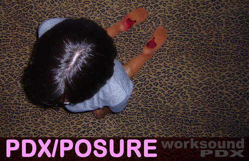 exposure, photography exhibit at Worsound PDX, SE Alder, Portland, Oregon