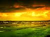 * Golden Sunset * (*atrium09) Tags: travel sunset pordosol beach topf25 clouds golden pier muelle venezuela olympus falcon soe 25faves atrium09 abigfave anawesomeshot colorphotoaward rubenseabra