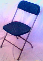 Folding Chair-Blue