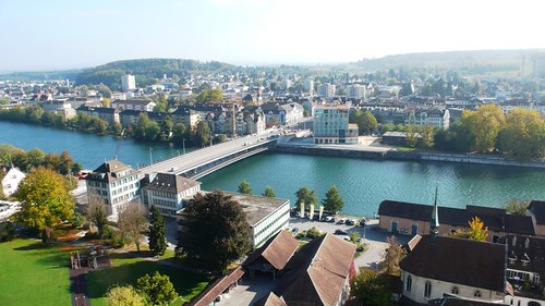 Röti Bridge and South Solothurn