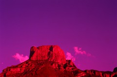 big bend - mountains 12 (danmachold) Tags: park camping camp mountains film nationalpark big nikon texas bend tx filter national wilderness westtexas n80 nikonn80 bigbendnationalpark bigbend filtered bigbendtexas diyfilter filteredlens bigbendtx