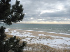 (east&uptown) Tags: fall lakemichigan montague