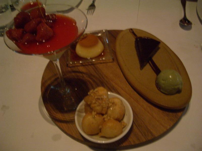Dessert platter #1