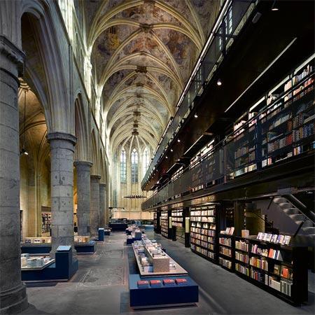 Librería Selexyz Dominicanen. Maastricht
