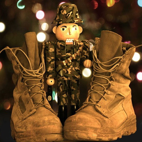 Happy Christmas To All Boots (and family of Boots too)