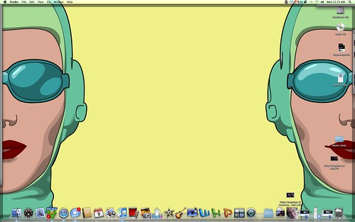 my first mac desktop