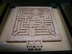 Asian Civilisations Museum (ACM, simplified Chinese: ) (balavenise) Tags: water museum temple singapore carving maze marble jain foutain asiancivilisationsmuseum ethnologie nandhyavarta