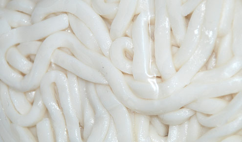 vacuum-packed noodles