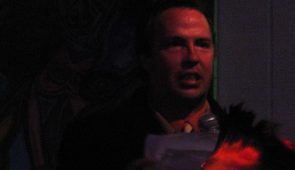 Stanhope at the Zephyr Lounge