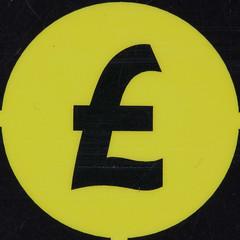 pound sign £
