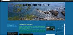 Ur Resident Chef