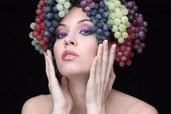 Bachus #2 (yanoosh) Tags: portrait woman girl beauty glamour