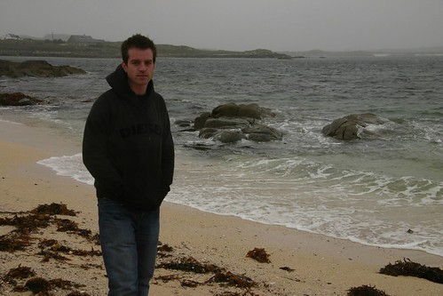 Cold Irish Beaches