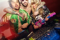 nasty mondays (lorenzo toni) Tags: barcelona portrait disco spain bcn barcellona spagna friks