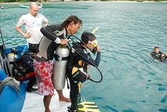 Kids Scuba Adventure Camp - Day Three (Farispis) Tags: snorkeling scubadiving ssi tioman farispis scubarangers emirdanial kidsscubaadventurecamp coralplantation kgsanglang