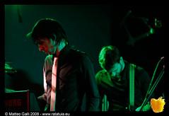 Fou, La Casa 139, Milano (Matteo Galli) Tags: rock indierock fou