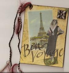 Bon Voyage # Paris