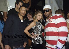 nelly polow da don fergie Quentin Tarantino Birthday party