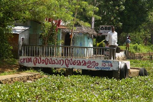 Indien: Backwaters