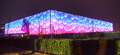 lightcube (helen sotiriadis) Tags: china architecture published beijing olympics watercube nationalaquaticscenter toomanytribbles