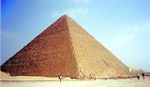 Pirámide Keops, Giza, Egipto.