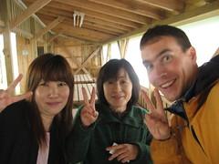 Hesako, Mutsuko and I