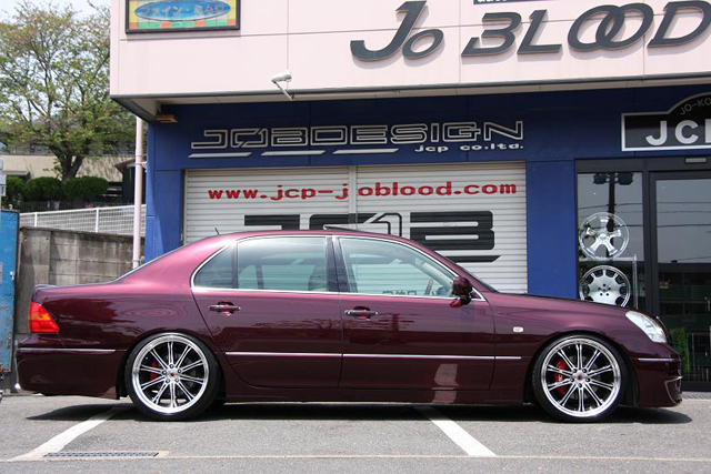 Lexus Is220d Body Kit. Job design offers this bodykit