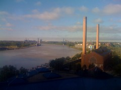 Good Morning Toledo. (mwilkie) Tags: fone
