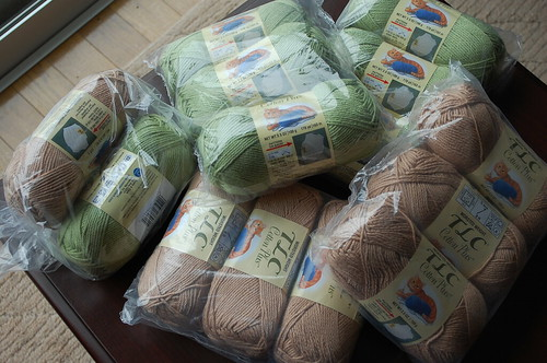 YARN! Beautiful yarn!