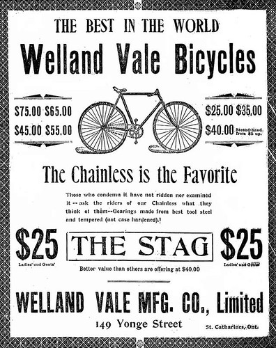 Vintage Ad #550: Don't Condemn a Bicycle You Haven't Test-Driven