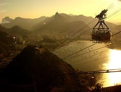 brazil rio brasil riodejaneiro christ corcovado cablecar sugarloaf cristo pãodeaçúcar botafogo bondinho