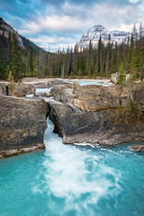 The Kicking Horse Punches Through (Kirk Lougheed) Tags: bc britishcolumbia canada canadian canadianrockies canadien kickinghorseriver naturalbridge yoho yohonationalpark autumn fall landscape mountain nationalpark outdoor river water