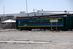 Santa Fe Southern Railway Car (The Real Santa Fe) Tags: santafe car railway