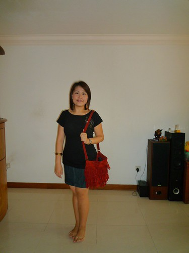 What I wore - 17 May 2009